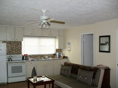 Photo for GORGEOUS NEWLY RENOVATED BEACHFRONT STUDIO STUDIO FACING CLEARWATER BEACH!!!