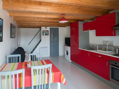 Photo for Quiet, close to shops and the most beautiful beach of Oléron + 2 bikes + WIFI