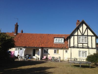 Photo for Beautiful and spacious house in Suffolk
