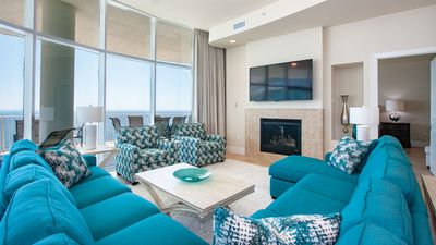 Photo for TPD2401 - Spacious Gulfside Penthouse w/