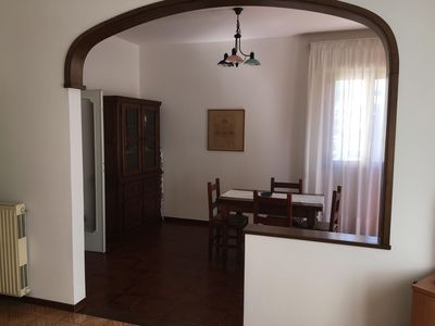 Photo for Lovely small flat with air-conditioned and private garden