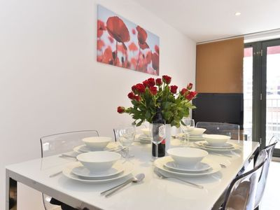 Photo for Apartment Disney in Southwark - 4 persons, 2 bedrooms
