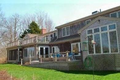 Photo for Beautiful 9 Room 7 Bed Cape on Marsh, Some Waterview, Walk to Bay