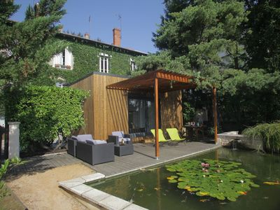 Photo for Chalet zen 5 minutes from Lyon 6th