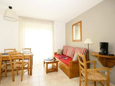 Photo for Résidence Odalys Le Hameau du Moulin *** - 2 rooms sleeping corner 6 persons