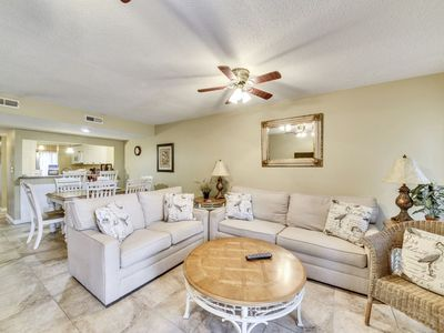 Photo for 2BR/2.5BA Townhome villa across the street from the Sonesta Resort and the Van de Meer Tennis Resort
