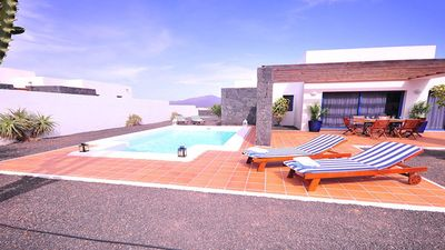 Photo for Villa Miramar C6 is a beautiful and modern villa, situated in a quiet position in the ever popular r