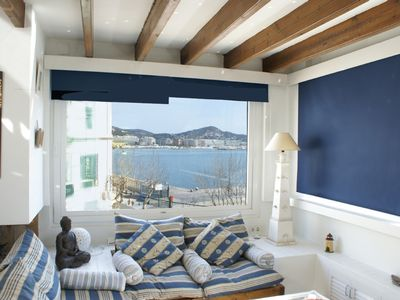 Photo for Luxury Penthouse in Historic Port of Ibiza