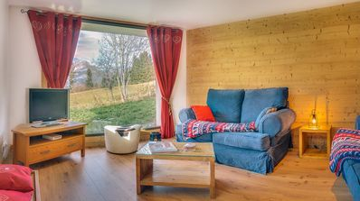 Photo for Prestige chalet, warm and friendly, for 10 people