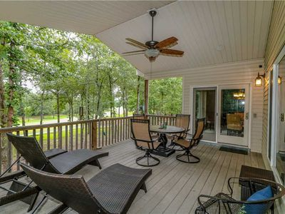 Photo for Unit 0717: 4 BR / 3.5 BA house in Hot Springs Village, Sleeps 8