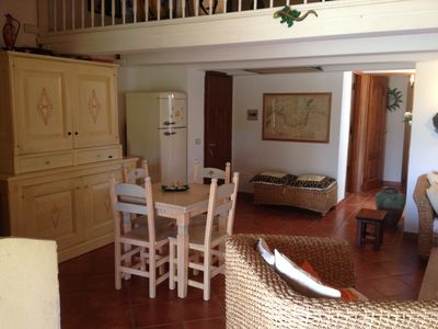 Photo for Isuledda N. 61 beautiful townhouse with 2 bedrooms and a loft , 150 metres from the sea