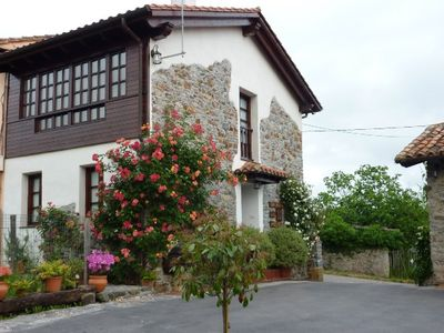 Photo for Self catering La Casina del Fresnu for 3 people