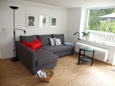 Photo for Centrally located apartment overlooking auf's Überlinger Münster