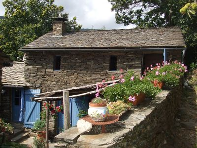 Photo for Charming cottage in the heart of the Cévennes National Park