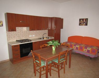 Photo for furnished two-room apartment located on the ground floor