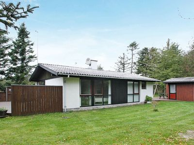 Photo for Modern Holiday Home in Saltum with Terrace