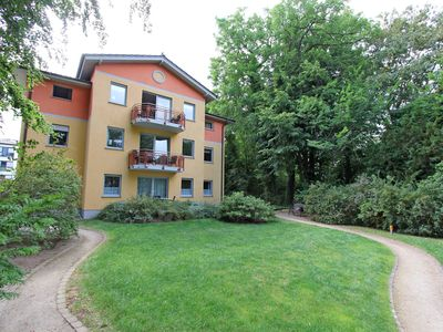 Photo for Apartment directly on the beach Heringsdorf USE 3341 - USE 3341