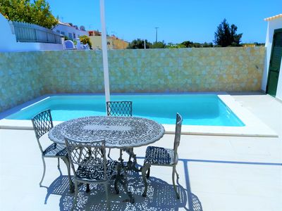 Photo for Villa with pool for holidays in Manta Rota