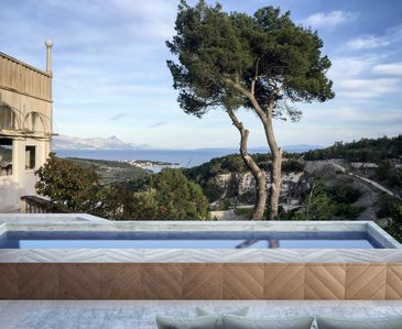 Photo for Villa Bifora with amazing view, breakfast included - Adriatic Luxury Villas