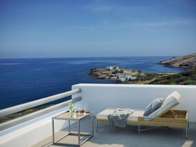 Photo for Mykonos Big Blue Villas & Suites At The Seaside
