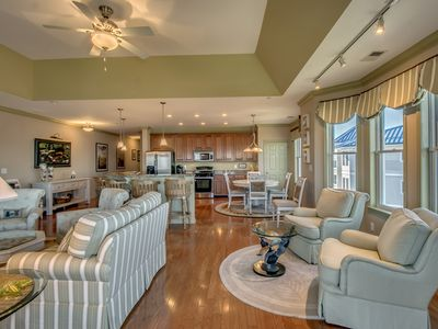 Photo for OCEAN FRONT PENTHOUSE SUITE ~ PREPARE TO BE AMAZED! Pool & Fitness Club access
