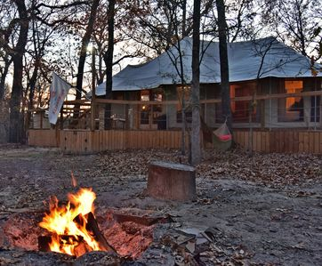 Winter at Sundancer-- bring the s'mores!