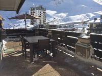 Great skiing and nice apartement