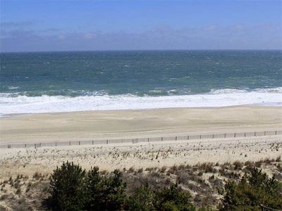 Photo for D705: Remodeled 2BR Sea Colony Oceanfront condo! Private beach, pools & tennis!