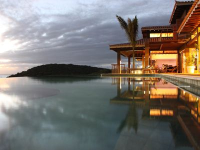 Photo for Villa In A Class Of Its Own In Búzios.  Spectacular Sunset Views