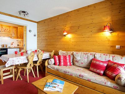 Photo for Les Bruyeres Apartment, Sleeps 6 with WiFi