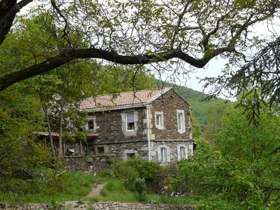 Photo for CHARMING GUEST ROOM FOR 2 PEOPLE IN CEVENNES LOZERIENNES