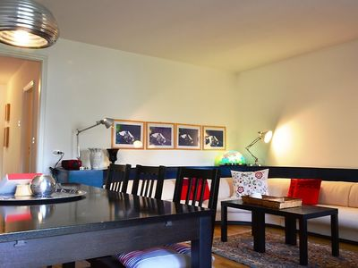 Photo for Apartment in the center of Saint Moritz with Lift, Parking, Internet, Balcony (62875)
