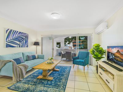 Photo for 2-Bed Inner-City Apartment With Parking, Balconies