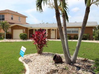 Photo for Beautiful Villa on Yatch Club in Cape Coral FL - Walking distance to the Beach