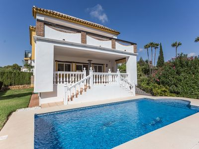 Photo for ☆ Stylish Villa 3BR 3BA Calahonda - WIFI / POOL / AC