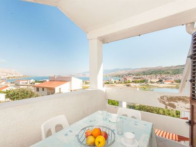 Photo for Apartments Mate (23961-A4) - Pag - island Pag