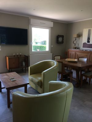 Photo for HOUSE 5 MINUTES FROM BEACHES 6/8 persons