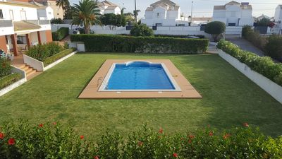 Photo for House 3 Bedrooms - Praia Galé