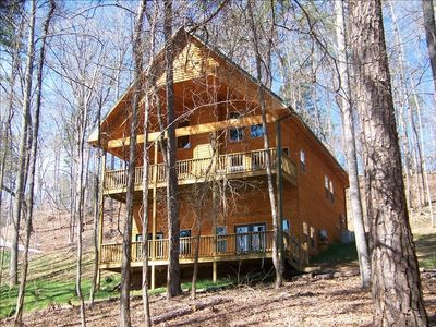 Photo for Beautiful  Home on Lake Hartwell