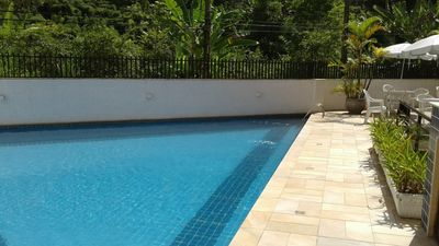 Photo for Guaruja-Pitangueiras with pool