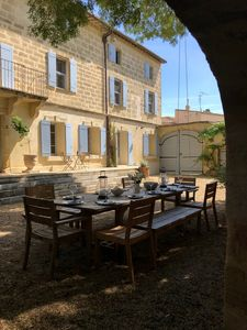 Photo for Multi family paradise in friendly village with all amenities near Montpellier
