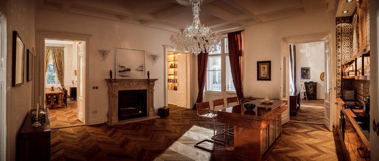 Luxury Downtown Apartment Built In 1900   EVITA With Madonna Shot Here