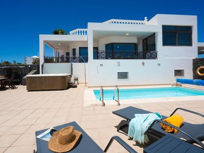 Photo for Villa Miramare - Studio Villa, Sleeps 6
