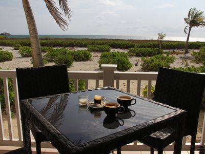 Stunning beachfront-relax & rejuvenate with the ocean at your feet