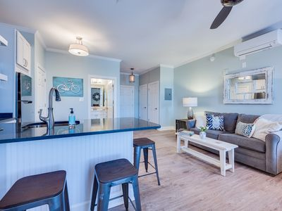 Photo for Charming studio on 30A between Rosemary Beach and Alys Beach