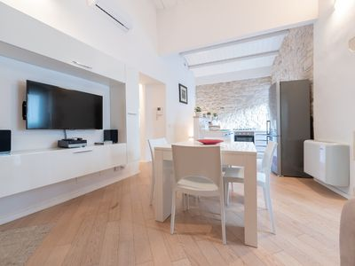 Photo for Beautiful apartment in the historic center of Modica