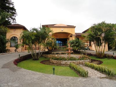 Photo for 3-BRM VILLA INSIDE VALLE ESCONDIDO RESORT