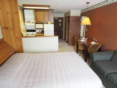 Photo for Ski in/ski out suite with village view and access to hot tubs
