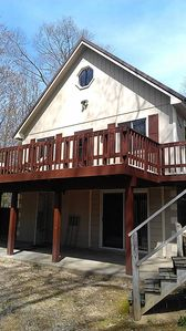 Photo for 3br Cottage Tucked In The Manistee Nat Forest With Access To Long Lake