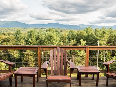 Photo for Modern Mid Century Home + National Park Mountain Views + Shenandoah River